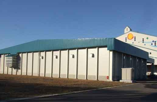 とまこまい広域農協 低温貯蔵・常温貯蔵・常温集出荷貯蔵施設 新築工事