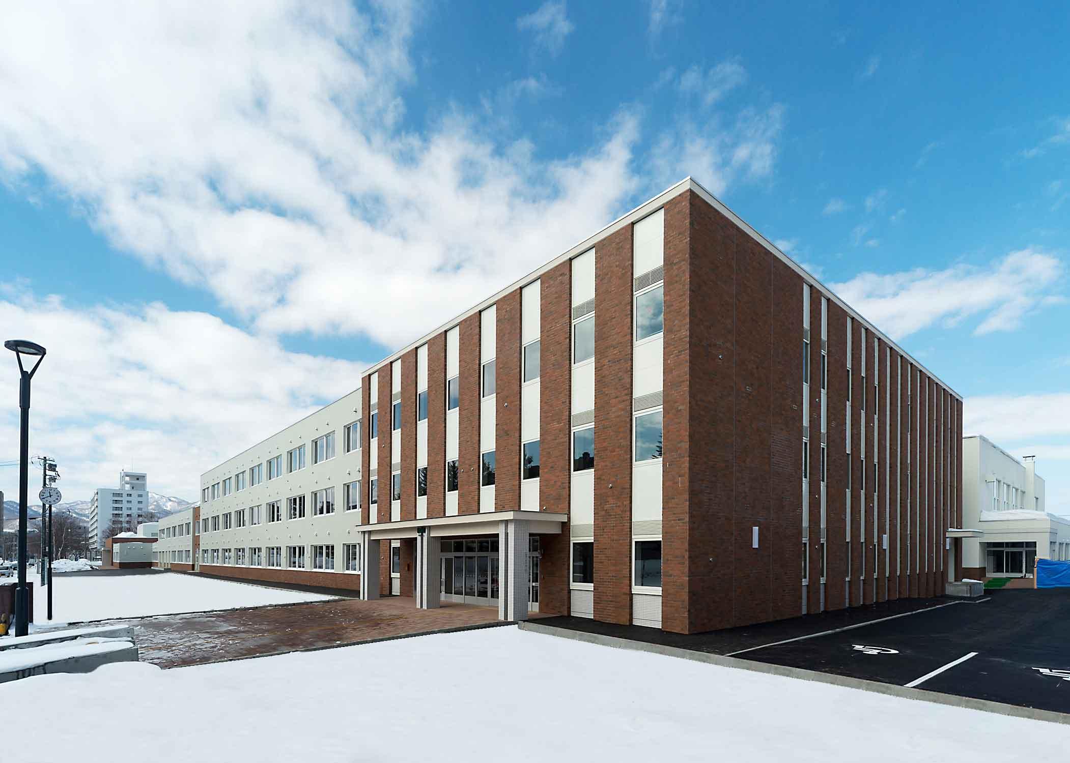 南部高等支援学校校舎新築工事