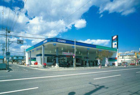 北海道丸善大成町給油所