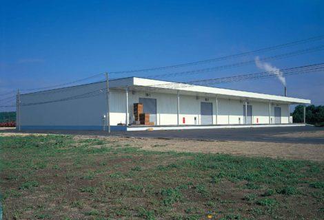 北勝倉庫㈱苫小牧倉庫