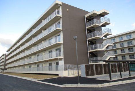 復興公営住宅整備工事(南町3)