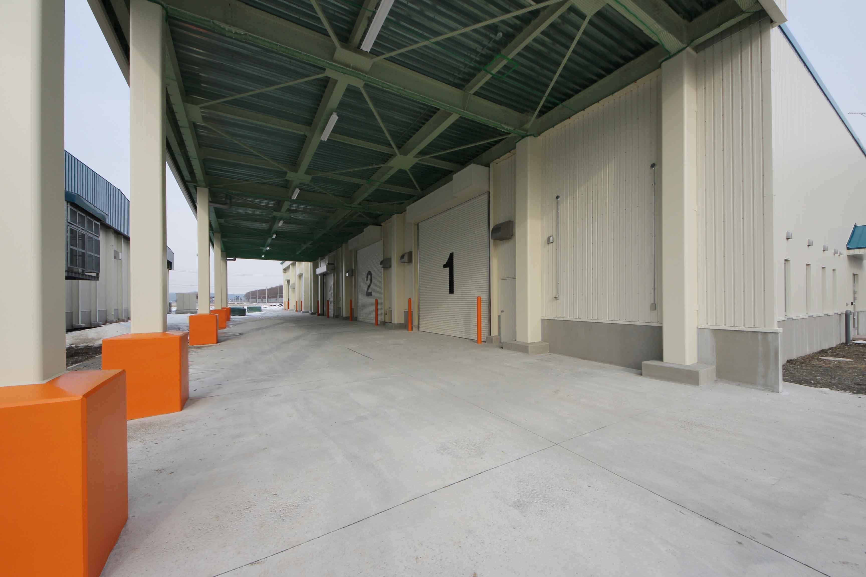 平成29年度 とまこまい広域農業協同組合 青果物集出荷冷蔵施設新築工事