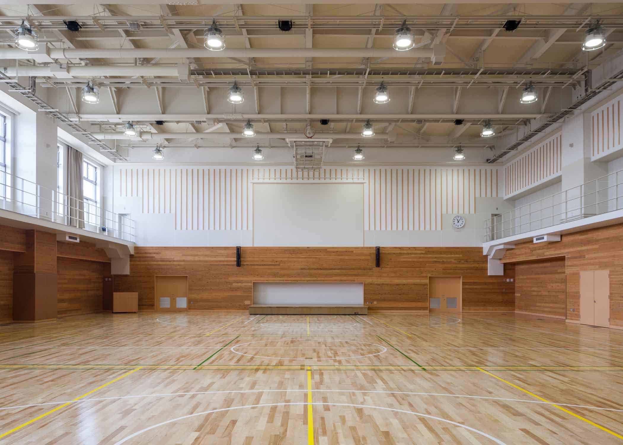 (仮称)市立札幌開成中等教育学校B工区新築工事(主体工事)
